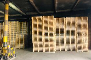 Поддоны: склад готовой продукции-6