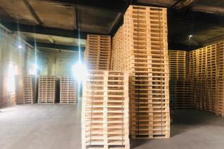 Поддоны: склад готовой продукции-5