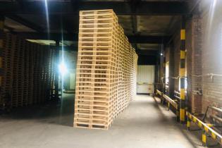 Поддоны: склад готовой продукции-7