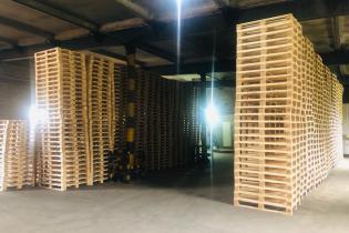 Поддоны: склад готовой продукции-10