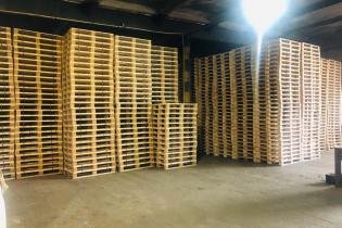 Поддоны: склад готовой продукции-11
