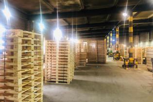Поддоны: склад готовой продукции-12