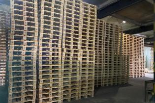 Поддоны: склад готовой продукции-4