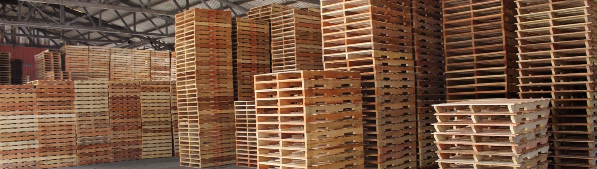 Паллеты деревянные новые