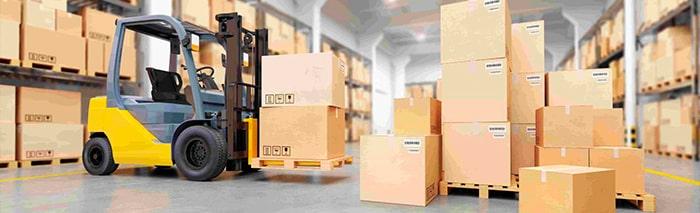 Перевозка грузов на европоддонах