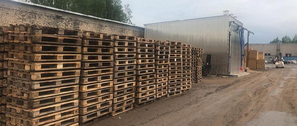 Продам поддоны деревянные б у